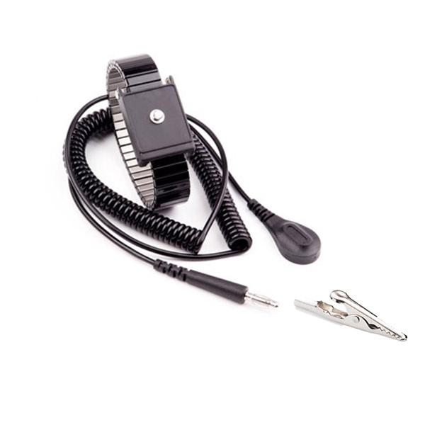 270 Series Metal Banded Anti Static Wrist Straps